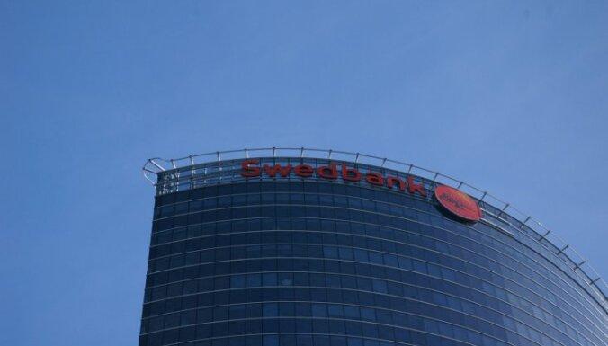Swedbank и 10 банков потеряли миллионы латов из кредитного портфеля