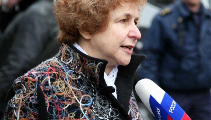 Krievu savienība priekšvēlēšanu izdevumos Latgali pielīdzina Krimai, vēsta raidījums