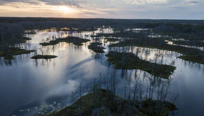 Trešdien Latvijā līs tikai vietām