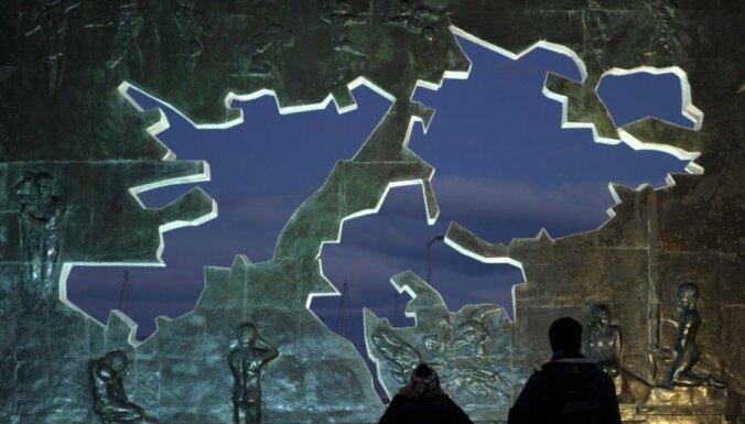 Folklenda salās svētdien sāksies referendums par arhipelāga nākotni