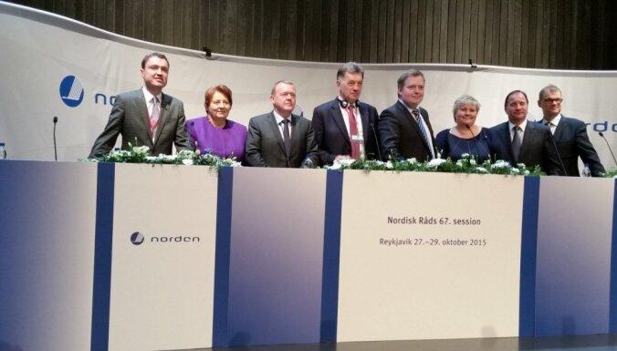 Straujuma aicina NB8 valstu premjerus uz sadarbību Eiropas stratēģiskās komunikācijas jautājumos