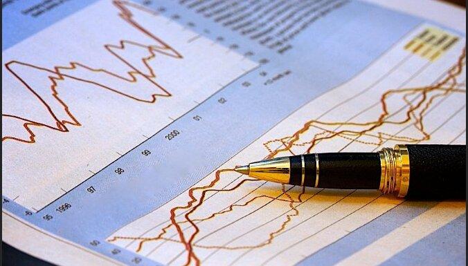 Akciju cenas kāpj, mazinoties bažām par koronavīrusu