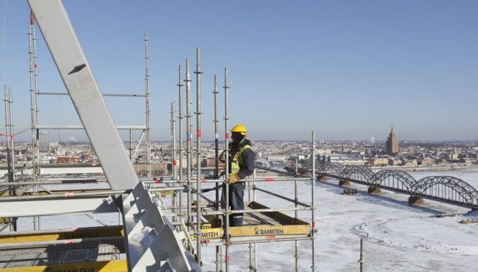 Латвийские строители заработают миллиард: топ-10 стройкомпаний страны