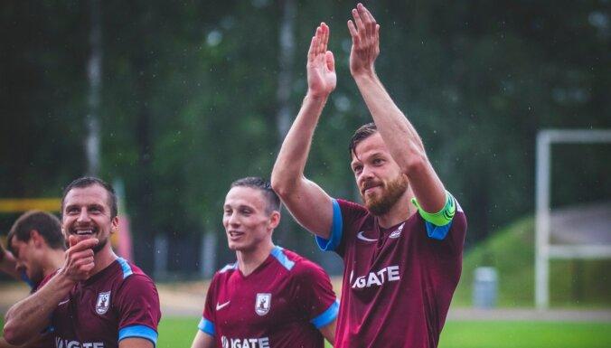 Karjeru noslēdz Latvijas izlases labā vārtus guvušais Rode