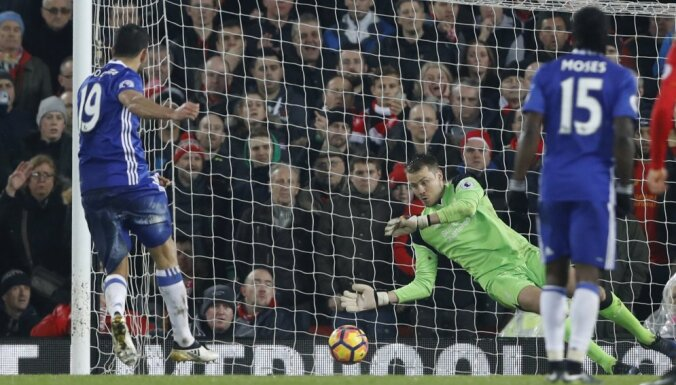 Chelsea Diego Costa penalty saved Liverpool Simon Mignolet