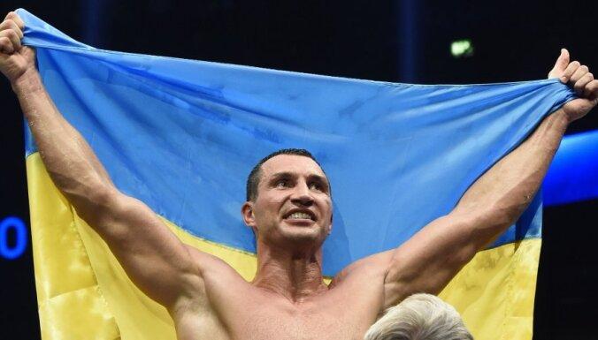 Владимир Кличко: если призовут в украинскую армию — пойду