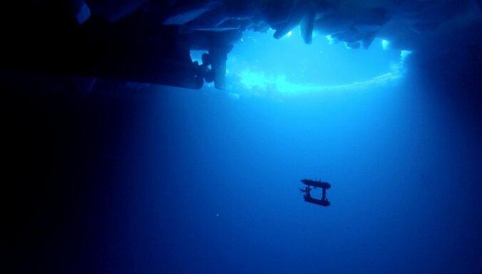 Геологи оценили количество воды в гигантском подземном океане