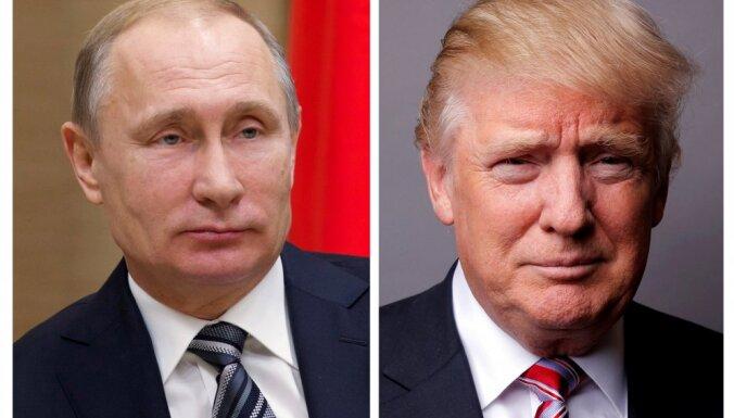 СМИ: ветераны дипломатии США обеспокоены неопытностью Трампа перед Путиным