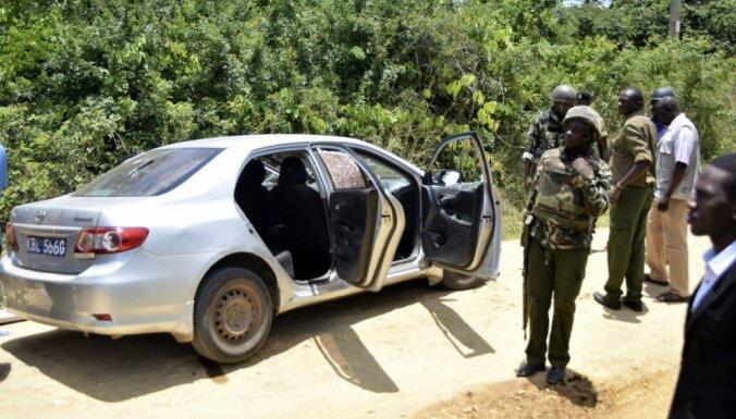 Kenijā uzbrukumā universitātei nogalināti darbinieki un ievainoti vairāki studenti