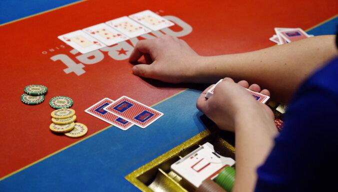 Atcels atļaujas organizēt azartspēles vairākām spēļu zālēm Rīgā