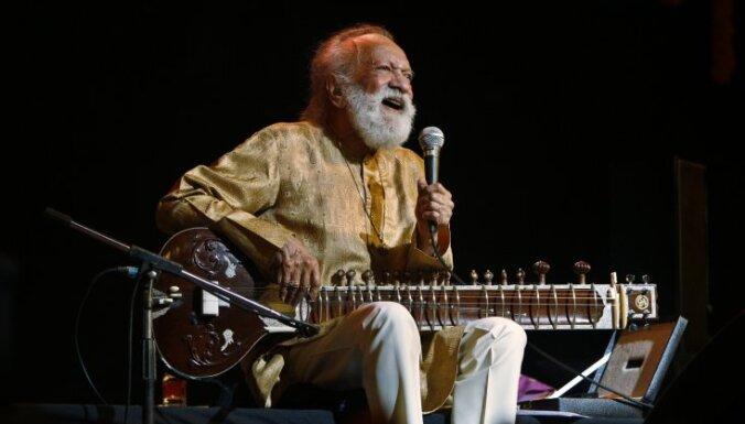 Умер индийский музыкант Рави Шанкар