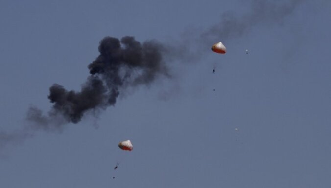 Минобороны РФ объявило о гибели одного из пилотов Су-24 в Сирии