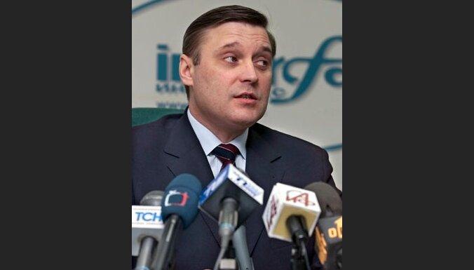 Krievijas premjerministrs Mihails Kasjanovs