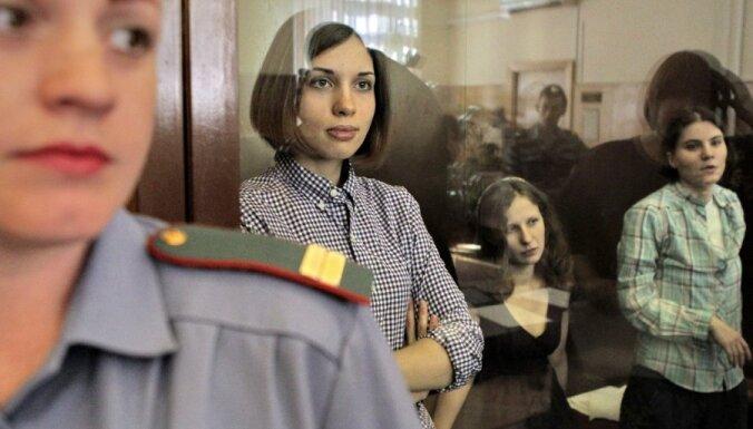 Прокурор: дать участницам Pussy Riot три года колонии