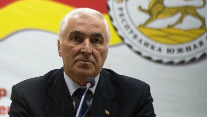 Президент Южной Осетии признал независимость ЛНР