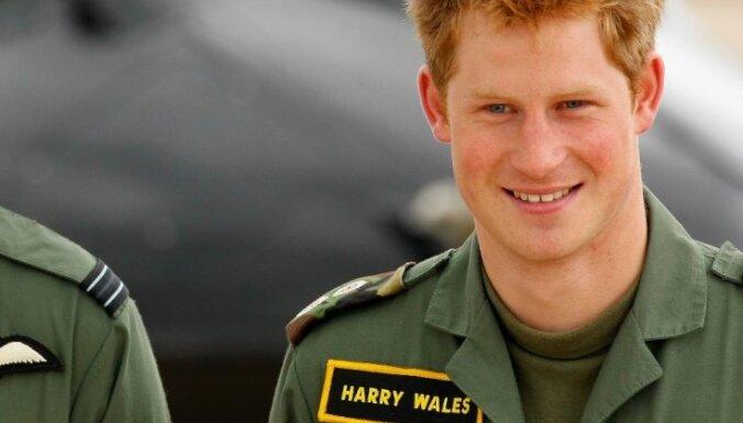 Britu princis Harijs atkal dienēs Afganistānā