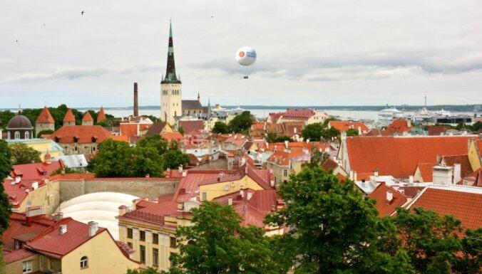Маршрут на выходные: в Таллинне появился уникальный аэро-аттракцион