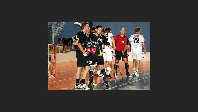 Kaspars Arājs, www.floorball-la.lv