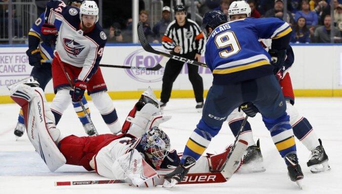Merzļikins: nebraucu uz Ziemeļameriku, lai spēlētu AHL