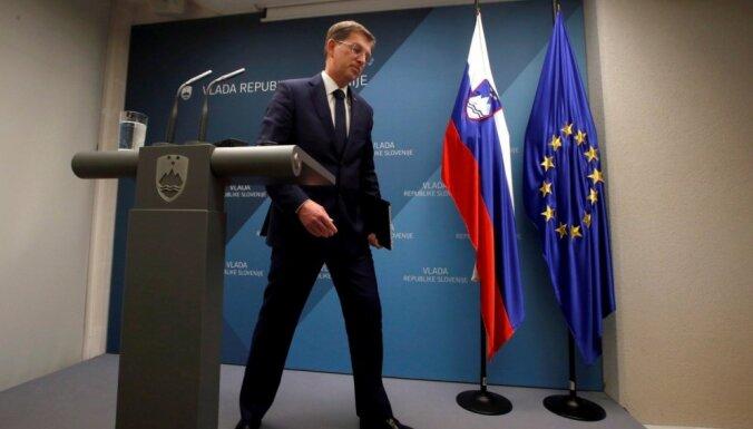 Slovēnijas premjers demisionē pēc tiesas sprieduma dzelzceļa referenduma lietā