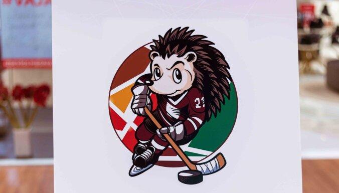 Latvijas un Baltkrievijas hokeja fani izvēlējušies savas 2021. gada pasaules čempionāta talismana simpātijas
