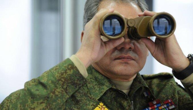 Шойгу и глава Пентагона по телефону обсудили ситуацию в Сирии