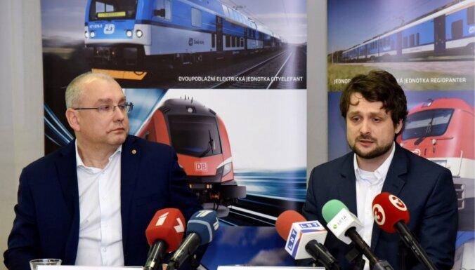 'Škoda Vagonka': izvēloties 'Talgo' piedāvājumu, Latvija pārmaksās miljonus eiro