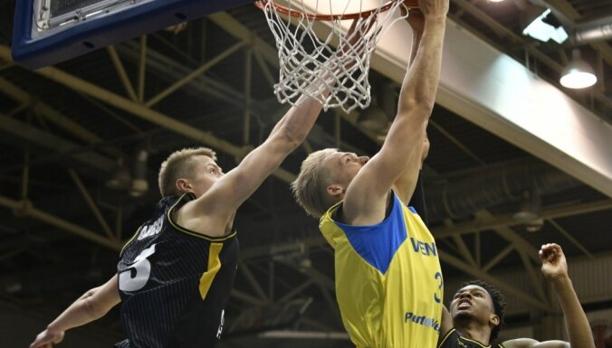 'Ventspils' izcīna otro uzvaru divos mačos FIBA Eiropas kausa otrajā posmā
