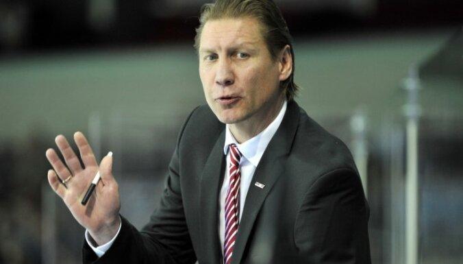 Экс-тренер сборной Латвии по хоккею возглавил белорусскую молодежку