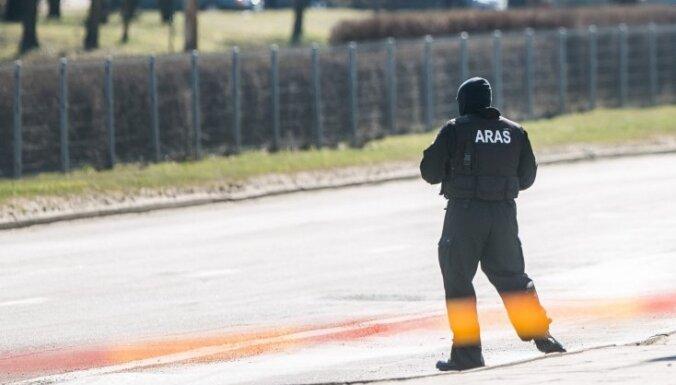 Литовский спецназ задержал 12 страйкболистов в российской форме