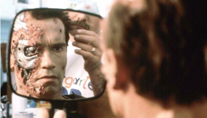 Spilgti foto: Terminators toreiz un tagad