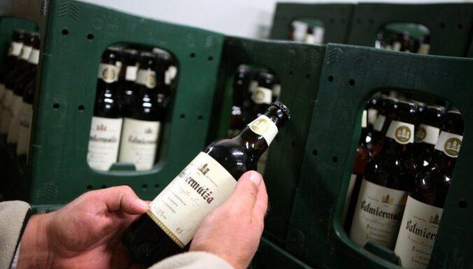 'Valmiermuižas alus' apgrozījums pērn palielinājās par 10%