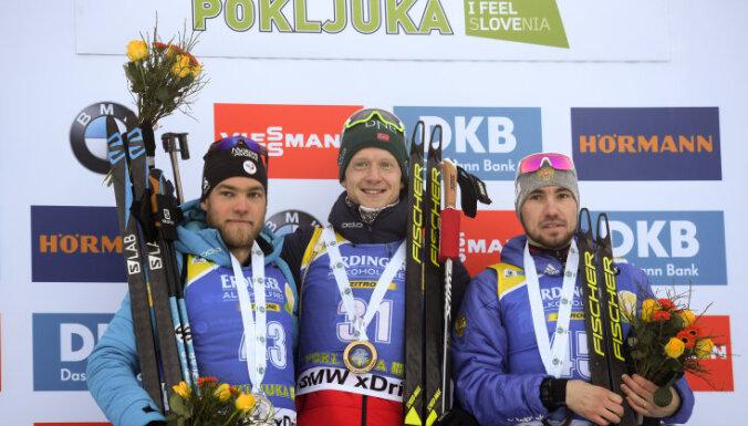 Логинов принес России бронзовую медаль в Поклюке, Расторгуев опередил Фуркада