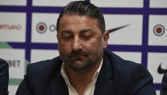 LFF piespriež naudas sodus pieciem klubiem un Pertijam; brīdina 'Liepāju'