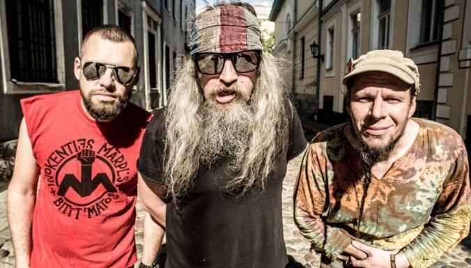 Izdots grupas 'Inokentijs Mārpls' albums 'Tup'n turies'