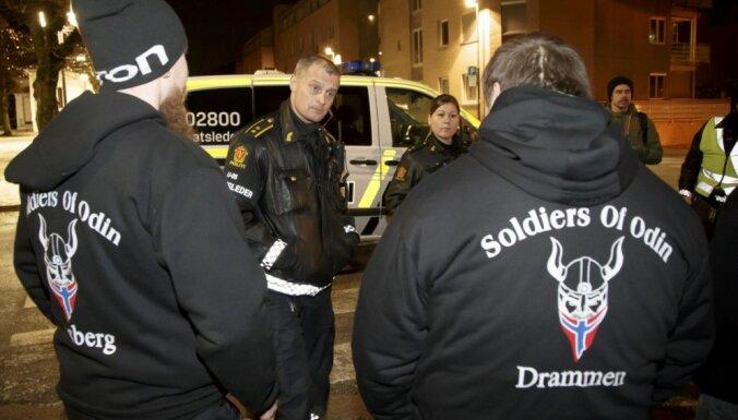 Norvēģijā 'Odina kareivjiem' pretī stāsies 'Allāha kareivji'