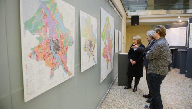 Sāks publiski apspriest Rīgas teritorijas jauno plānojumu