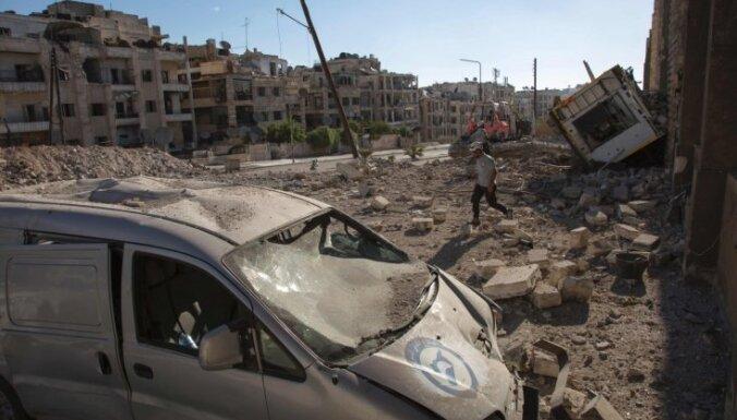 Россия готова сотрудничать с США по урегулированию кризиса в Сирии