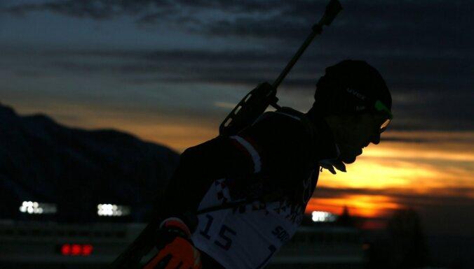 Landertingers 33 gadu vecumā atvadās no biatlonista karjeras