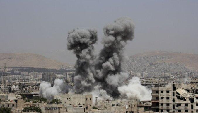 SOHR: от российских авиаударов на юге Сирии погибли десятки мирных жителей