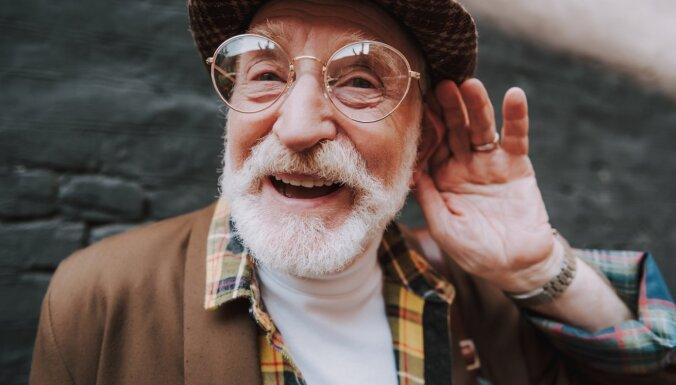 Vainojams ne tikai vecums. Kādi ikdienišķi faktori var negatīvi ietekmēt dzirdi