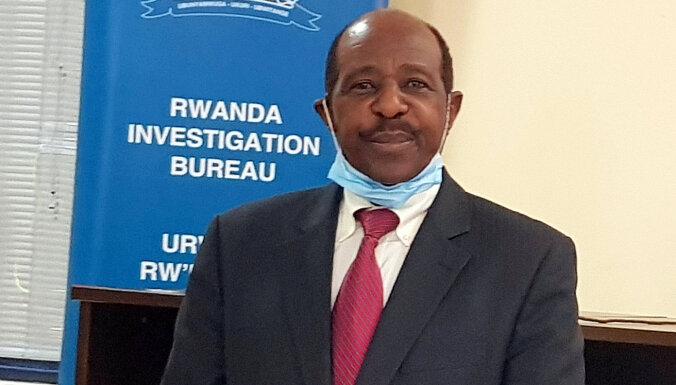 'Viesnīcas Ruandā' patieso varoni apsūdz terorismā
