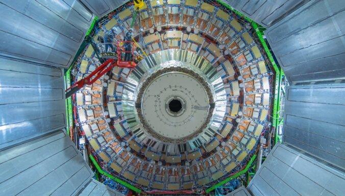 Latvija kļūs par CERN asociēto dalībvalsti