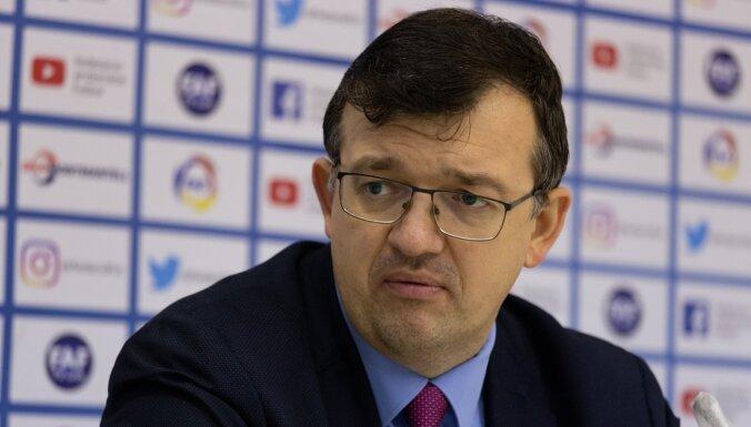Kazakevičs uzstāda mērķi uzvarēt favorītu statusā esošo Melnkalni
