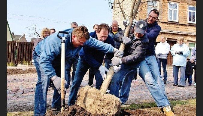 Страуюма верит, что к 2018 году Латвия будет самой чистой страной мира
