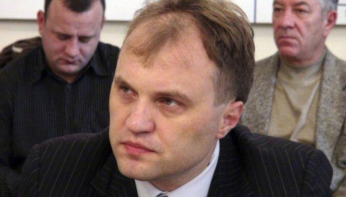 Piedņestras prezidenta vēlēšanās uzvarējis bijušais parlamenta spīkers Jevgeņijs Ševčuks