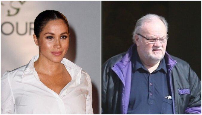 Отец Меган Маркл может выступить против нее в суде