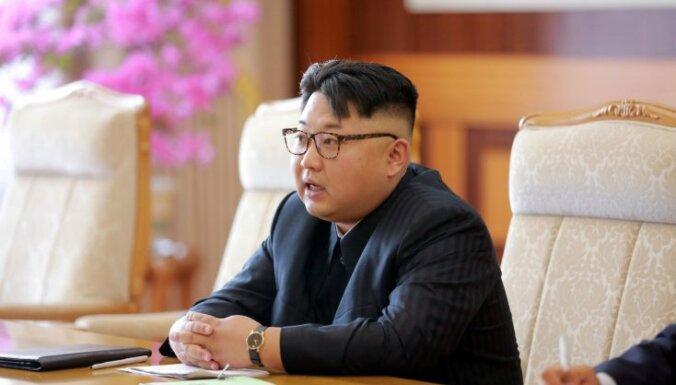'Phenjana tiks pārvērsta pelnos' – Dienvidkoreja izsaka draudus Ziemeļkorejai