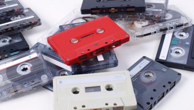 На аукцион выставили кассету с демозаписью Пола Маккартни и Ринго Старра