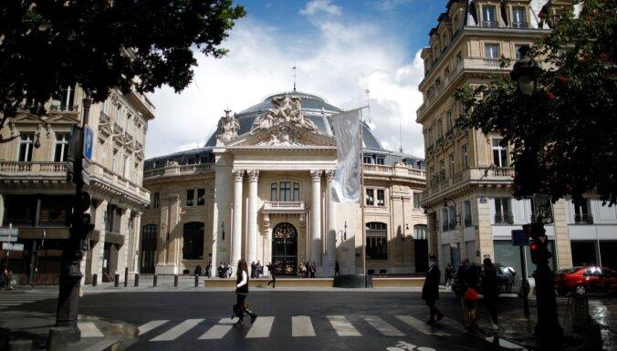 Parīzē durvis vēris miljardiera Fransuā Pino privātais muzejs